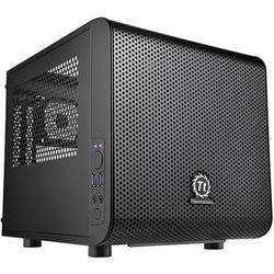 Thermaltake Core V1 Mini ITX Case with Air & Liquid Cooling Builds