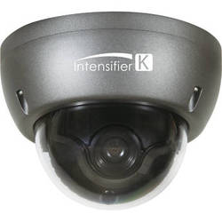 Speco Technologies Intensifier K Series Indoor/Outdoor Dome Camera with 2.8-12mm Lens and Heater