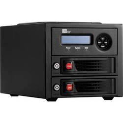 CRU-DataPort RTX220-3QR Portable 2-Bay USB 3.0 RAID Enclosure