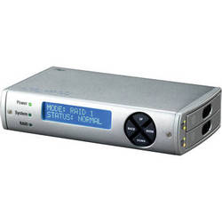 "CRU-DataPort ToughTech Duo 3SR 2-Bay 2.5"" SATA Portable Enclosure"