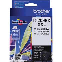Brother LC209BK Innobella Super High Yield XXL Series Black Ink Cartridge