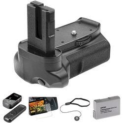 Vello Accessory Kit for Nikon D3300