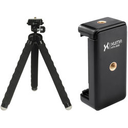 Magnus Bendable Tabletop Tripod with Mount (Black)