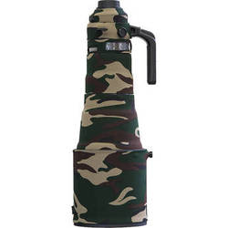 LensCoat Telephoto Lens Cover for Nikon 400mm f/2.8E FL VR (Forest Green Camo)