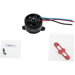 DJI 4114 Motor with Red Prop Cover for S900 (Part 22)