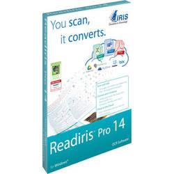 IRIS Readiris Pro 14 (Windows, Download, 1-User)