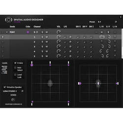 New Audio Technology Spatial Audio Designer (SAD) In One - Surround and 3D Mixing/Monitoring Plug-In (Download)