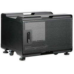 iStarUSA WS-938B 9U 380mm Depth Audio/Video Rackmount Cabinet