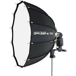 "XP PhotoGear Speedbox Diffuser 70 (28"" Dodecagon)"