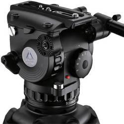 E-Image GH10L 100mm Pro Fluid Video Head