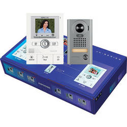Aiphone JK Series JKS-1AEDV Hands-free Color Video Intercom System with PTZ
