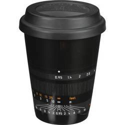 Leica Ceramic Coffee Mug (Noctilux-M 50 Style)