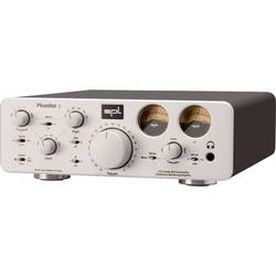 SPL Phonitor 2 Headphone Amplifier (Silver)
