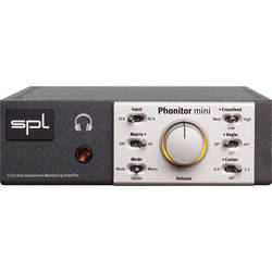 SPL Phonitor Mini Headphone Amplifier