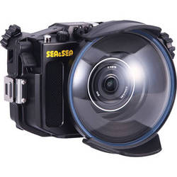 Sea & Sea MDX-a6000 Underwater Housing for Sony Alpha a6000 with Lens Port for 10-18mm