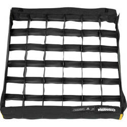 Chimera 50 Degree Collapsible Fabric Egg Crate Grid for 1x1 1650 and 1670 Lightbanks