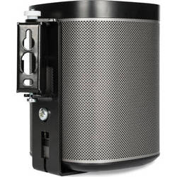 FLEXSON Wall Mount for Sonos PLAY:1 (Black)