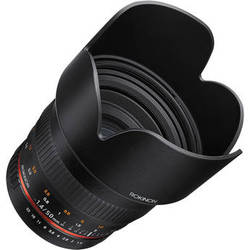 Rokinon 50mm f/1.4 AS IF UMC Lens for Sony A-Mount
