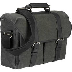 Leica Large Cotton System Case for Camera and Laptop (Gray)