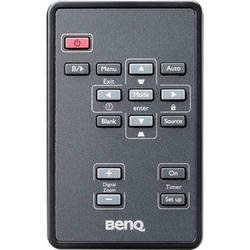 BenQ 5J.J4106.001-Remote Control for MP612ST