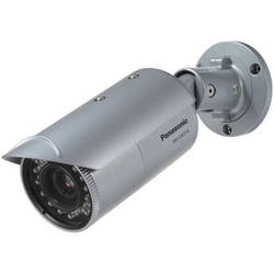 Panasonic WV-CW314L Weather-Resistant IR LED Day/Night Fixed Color Camera (NTSC)