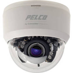 Pelco FD2-V 650 TVL Dome Camera with 2.8 to 10.5mm Varifocal Lens