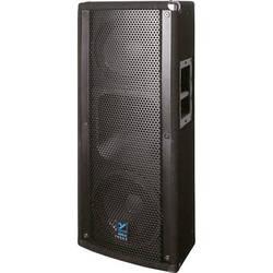 "Yorkville Sound E210 Elite Series Dual 10"" Full Range Loudspeaker (1200 W, Black Ozite Carpet Finish)"