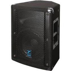 "Yorkville Sound E10 Elite Series 10"" Two-Way Loudspeaker (650 W, Black Ozite Carpet Finish)"