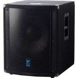 "Yorkville Sound LS720P 15"" Elite Series Powered Subwoofer (720W)"