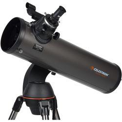 "Celestron NexStar 130 SLT 5.1""/130mm Reflector Telescope Kit"