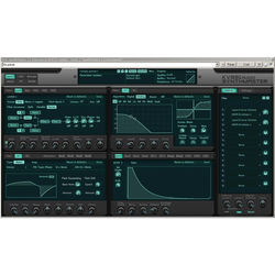 KV331 Audio SynthMaster - Semi-Modular Software Synthesizer (Download)