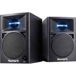 Numark N-Wave 360 Powered Desktop DJ Monitors (Pair)