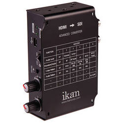 ikan Advanced HDMI to SDI Converter