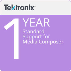 Avid Technologies Standard Support for Media Composer (1-Year)