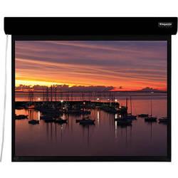 "Vutec ELM060-096MWB1 Elegante 60 x 96"" Motorized Screen (Black, 120V)"