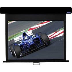 """Vutec HD3056-089MWB HD III 56"""" x 89.75"""" Manual Screen (Black)"""