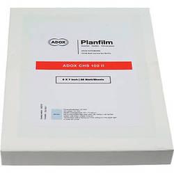 "Adox CHS 100 II 5 x 7"" Black and White Negative Film (25 Sheets)"