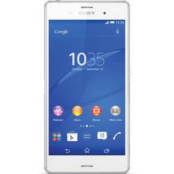 Sony Xperia Z3 Dual D6633 16GB Smartphone (Unlocked, White)