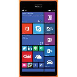 Nokia Lumia 735 RM-1039 8GB Smartphone (Unlocked, Bright Orange)