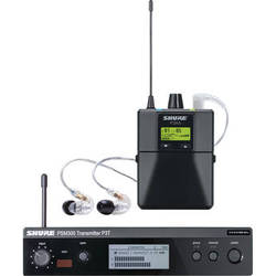 Shure PSM 300 Stereo Personal Monitor System with IEM (J13: 566-590 MHz)