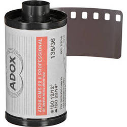 Adox CMS 20 II Professional Black and White Negative Film (35mm Roll Film, 36 Exposures, 2 Pack)
