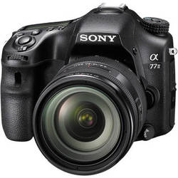 Sony Alpha a77 II DSLR Camera with 16-50mm f/2.8 Lens & Battery Grip