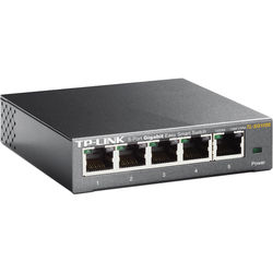 TP-Link TL-SG105E 5-Port Gigabit Easy Smart Switch