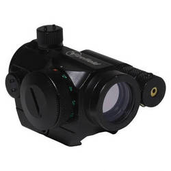 Firefield 1x22 Sight with Micro Dot Red-Green Reticle and Laser Red Pointer