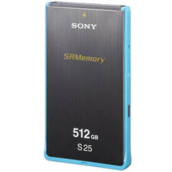 Sony 512GB S25 Series SRMemory Card