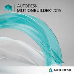 Autodesk MotionBuilder 2015 (Commercial, Download)