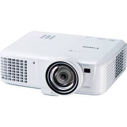 Canon LV-WX300ST 3000 Lumen WXGA Short-Throw DLP Projector