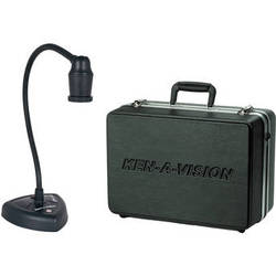 Ken-A-Vision 7660 / 7660P Video Flex Document Camera with Applied Vision 4 Software & Carrying Case