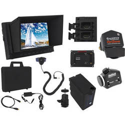 "VariZoom Compact Zoom, Focus, Iris Control with 7"" Monitor Kit for Panasonic"