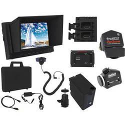 "VariZoom Compact Zoom, Focus, Iris Control with 7"" Monitor Kit for Panasonic"